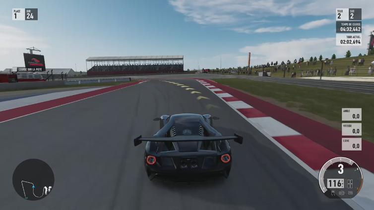 jeffcall23 playing Forza Motorsport 7